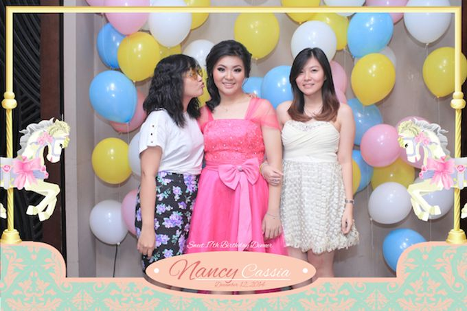 Seventeen Birthday of Nancy by After 5 Photobooth - 046