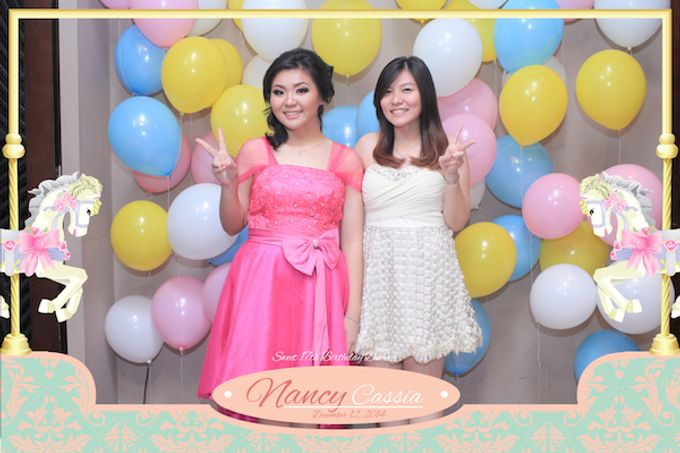 Seventeen Birthday of Nancy by After 5 Photobooth - 047