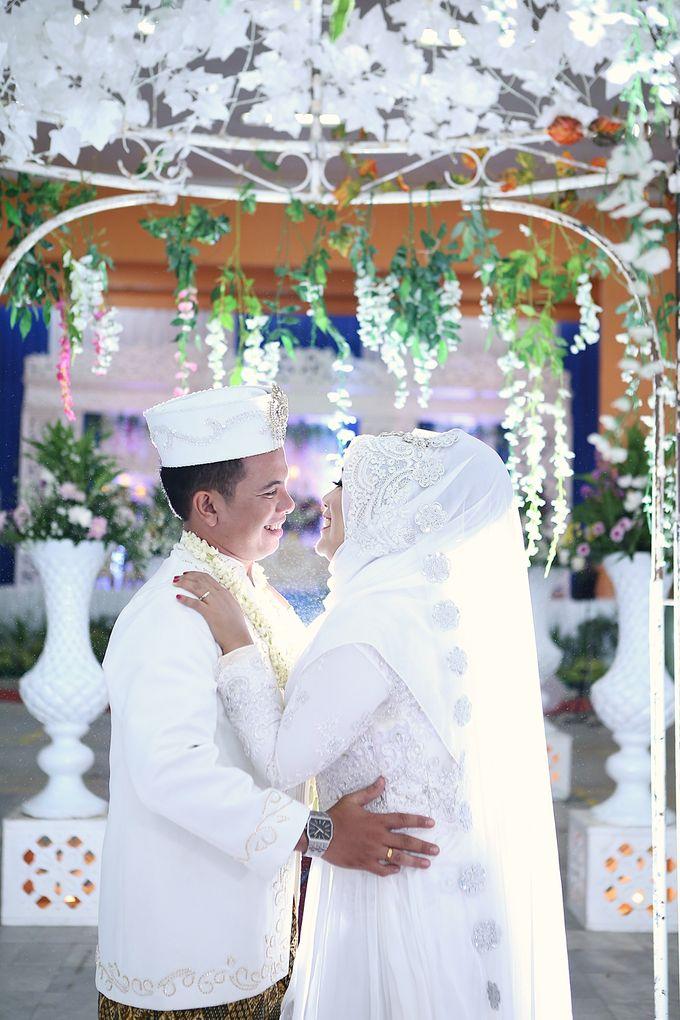 Rini & Fauzy Wedding by Kaisar Photostyle - 010