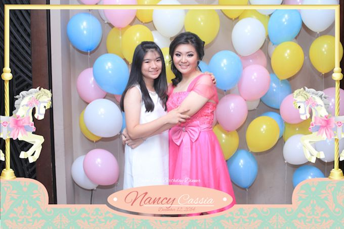 Seventeen Birthday of Nancy by After 5 Photobooth - 051