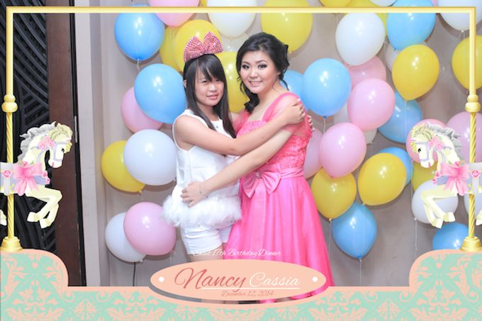 Seventeen Birthday of Nancy by After 5 Photobooth - 052