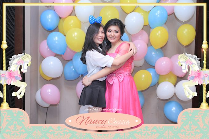 Seventeen Birthday of Nancy by After 5 Photobooth - 053