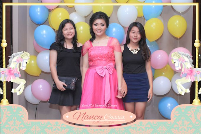 Seventeen Birthday of Nancy by After 5 Photobooth - 055