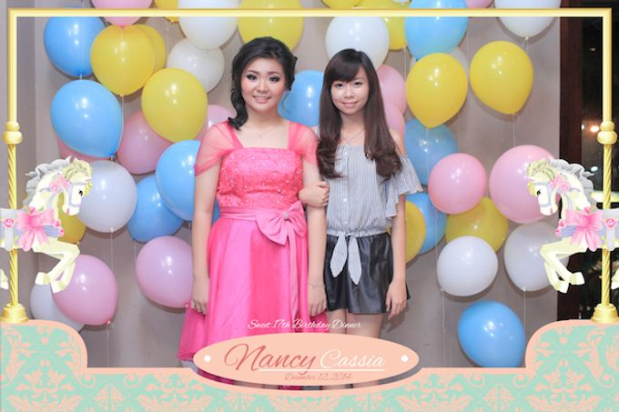 Seventeen Birthday of Nancy by After 5 Photobooth - 056
