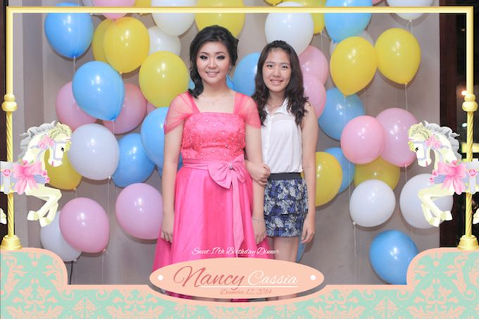Seventeen Birthday of Nancy by After 5 Photobooth - 057