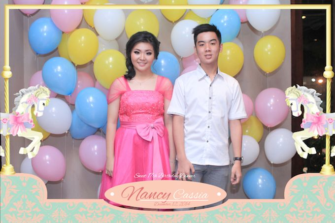 Seventeen Birthday of Nancy by After 5 Photobooth - 060