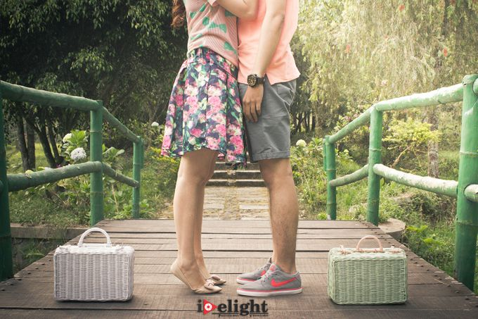 Prewedding Putri & Galih by Idelight Creative - 005