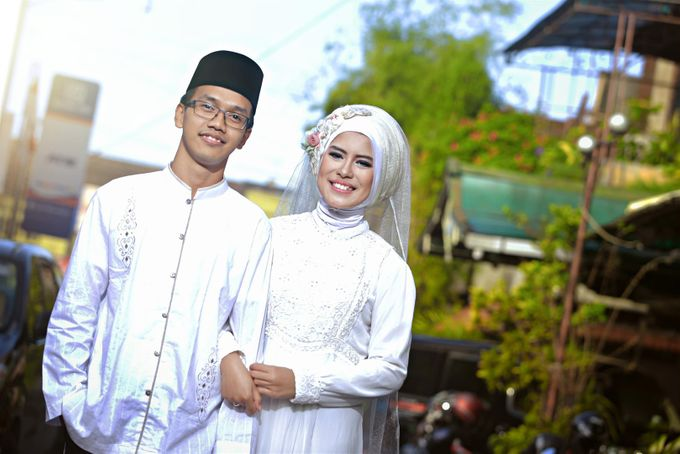 Fathoriq & Azizah Wedding by Lova Fotografia - 004