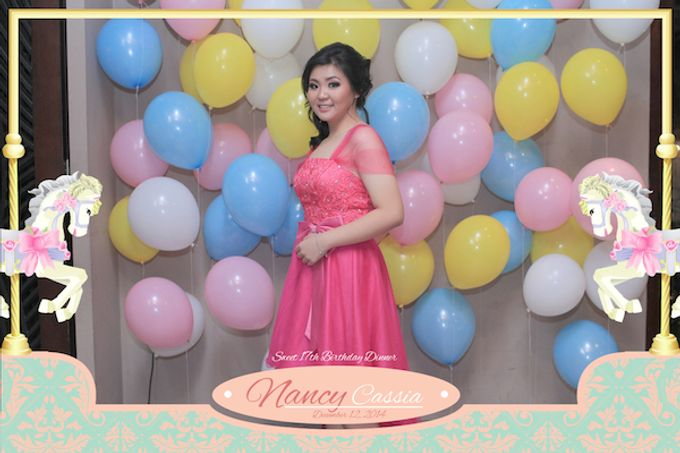 Seventeen Birthday of Nancy by After 5 Photobooth - 067