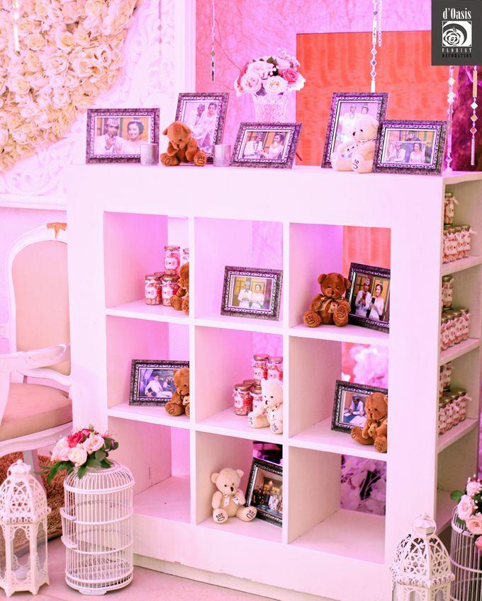 Wedding Pink & Purple Very Romantic by d'Oasis Florist & Decoration - 013