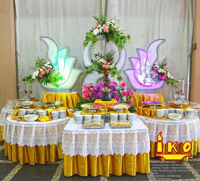 Sweet Corner by IKO Catering Service dan Paket Pernikahan - 004