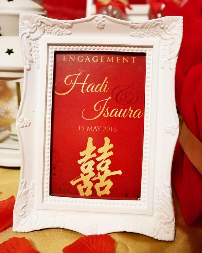 Engagement or Sangjit by Adikakak Partydecor - 003