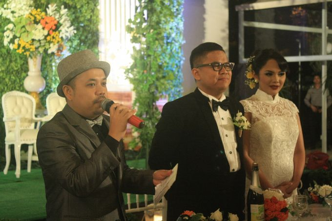 The Wedding Of Tamara & Dody by Malaka Hotel Bandung - 001