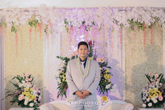 wedding from ka dwi & ka nasar by JaMphotostudio - 008