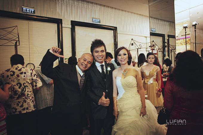 Helli & Lita The Wedding by PRIDE Organizer - 047