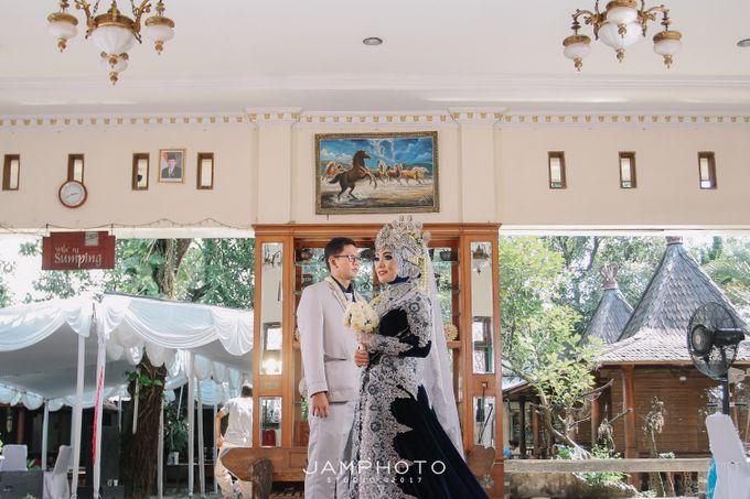 wedding from ka dwi & ka nasar by JaMphotostudio - 009