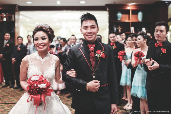 SUGITO & ANGELA WEDDING by MERCANTILE PENTHOUSE WEDDING - 003