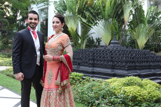 When East Meets West - The Wedding of Kal Singh & Bonnie by AS2 Wedding Organizer - 001