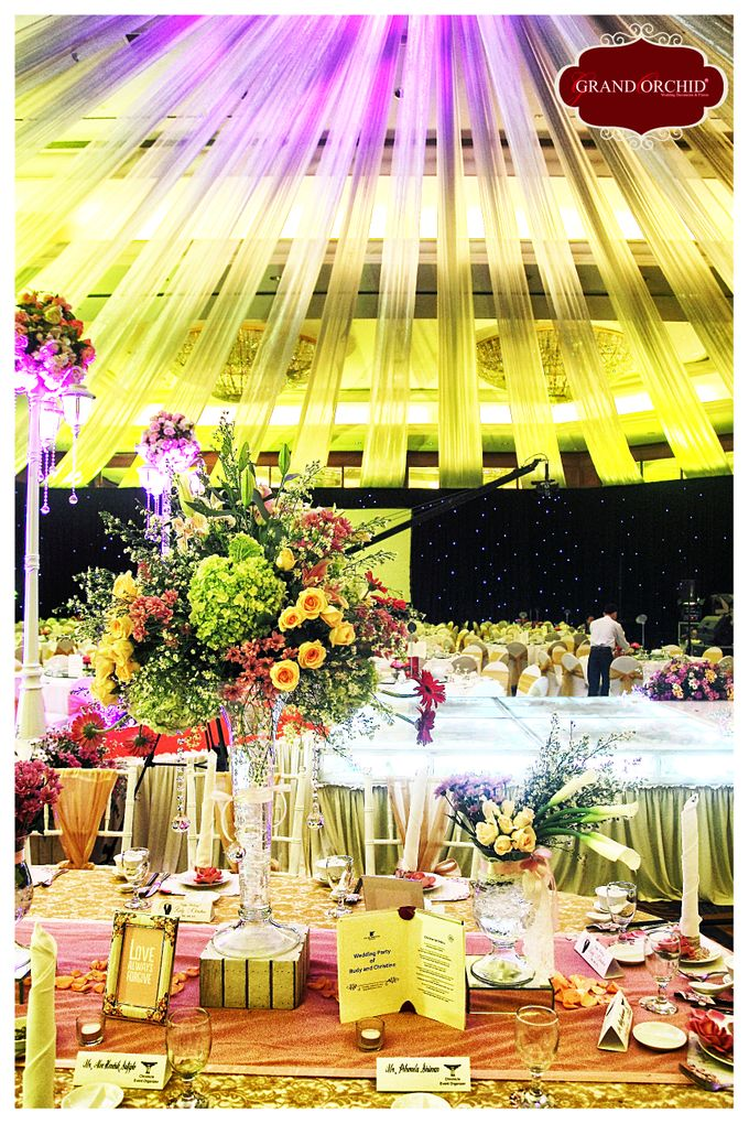 The wedding of rudy and christine by grand orchid decoration add to board the wedding of rudy and christine by jw marriott hotel surabaya 006 junglespirit Images