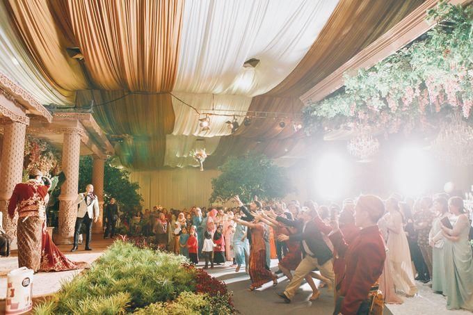 Adinda & Ramdisa Wedding Ceremony by JAYSU Weddings by Jacky Suharto - 005