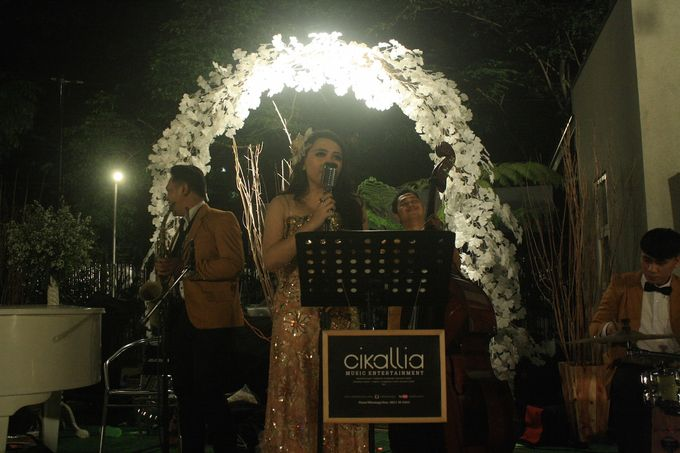 The Wedding Of Tamara & Dody by Malaka Hotel Bandung - 003