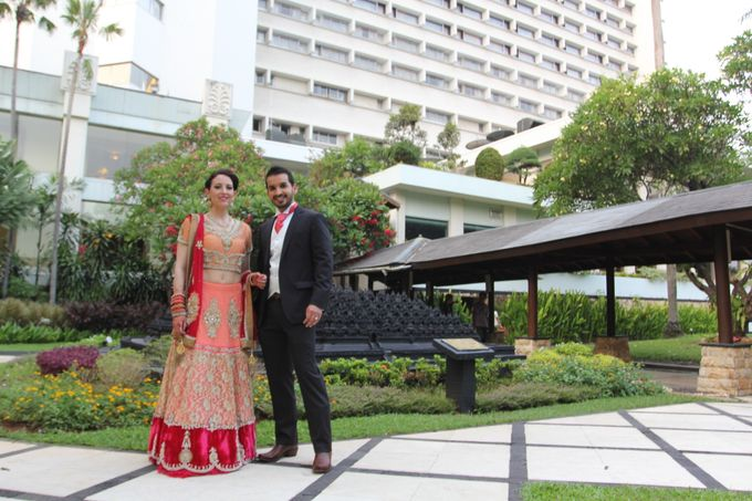 When East Meets West - The Wedding of Kal Singh & Bonnie by AS2 Wedding Organizer - 003
