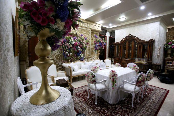 Akad Nikah dr Fika & dr Arif by Watie Iskandar Wedding Decoration & Organizer - 010