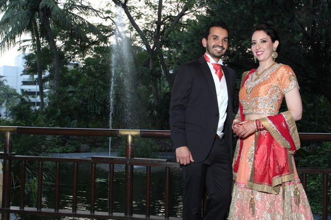 When East Meets West - The Wedding of Kal Singh & Bonnie by AS2 Wedding Organizer - 004