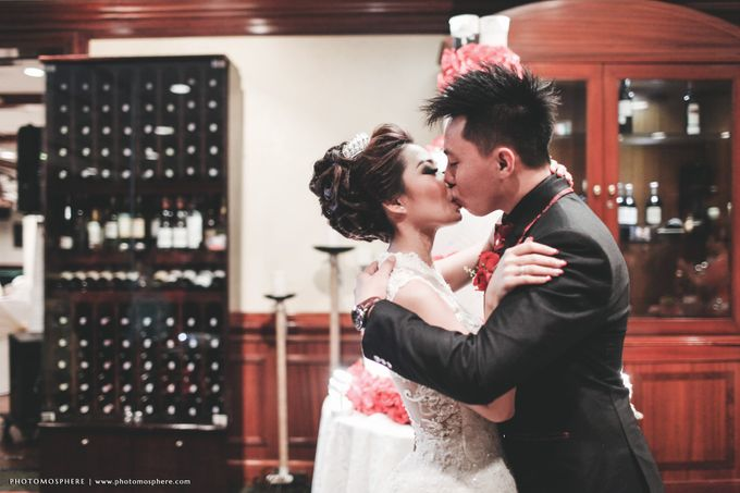 SUGITO & ANGELA WEDDING by MERCANTILE PENTHOUSE WEDDING - 005