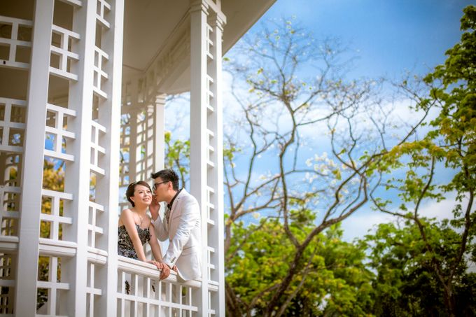 John and Sheila Wedding by Belles nd Whistles Events Management - 001