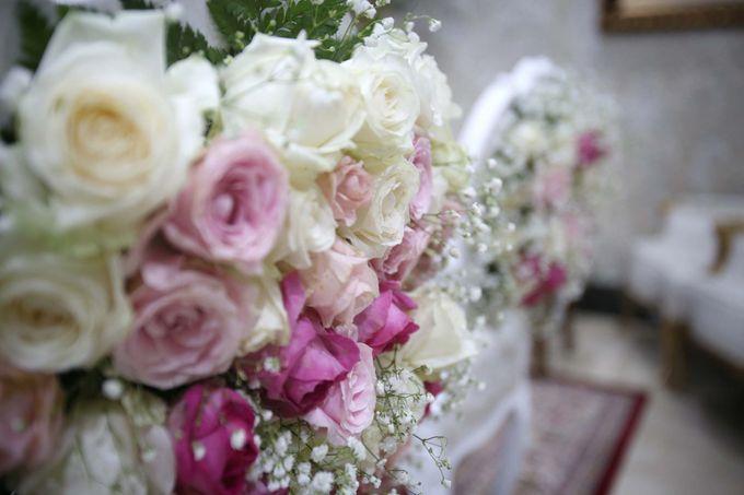 Akad Nikah dr Fika & dr Arif by Watie Iskandar Wedding Decoration & Organizer - 011