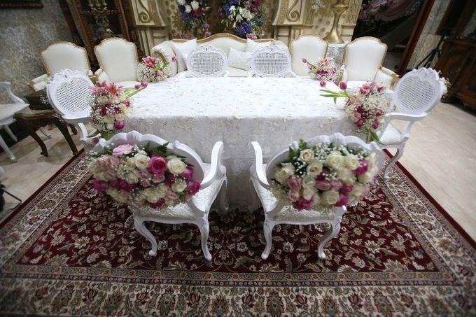 Akad Nikah dr Fika & dr Arif by Watie Iskandar Wedding Decoration & Organizer - 001