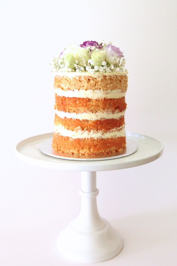 Wedding Cakes & Cakes by The Artisan's Apron - 001