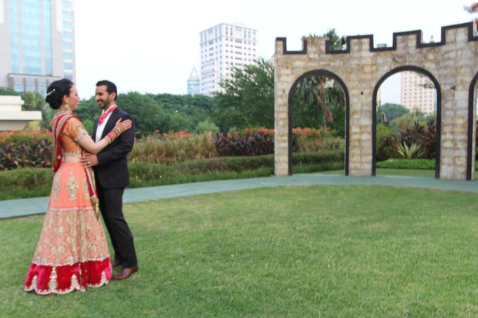 When East Meets West - The Wedding of Kal Singh & Bonnie by AS2 Wedding Organizer - 005