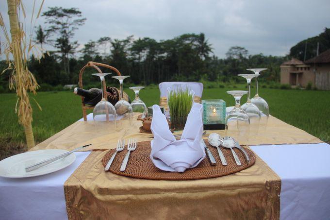 Ricefield Wedding at De Klumpu Bali by De Umah Bali - 006