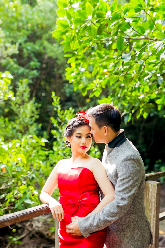 The Prewedding Of Suandi & Vonny by My Dream Bridal and Wedding - 003