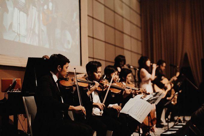 Windsor & Gabriela Wedding at Fairmont Hotel Jakarta by Gio Music Entertainment - 002
