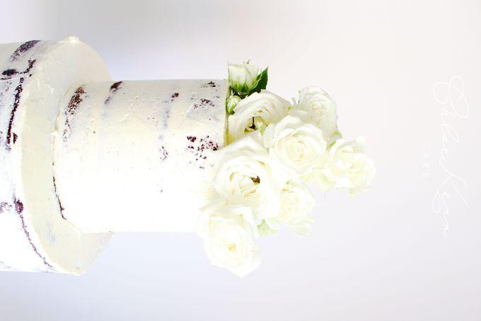 Buttercream Lush by Chloe Kerr Cake - 013