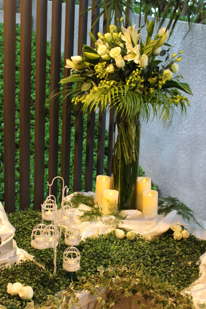 Tropical Rainforest Reception by Manna Pot Catering - 002