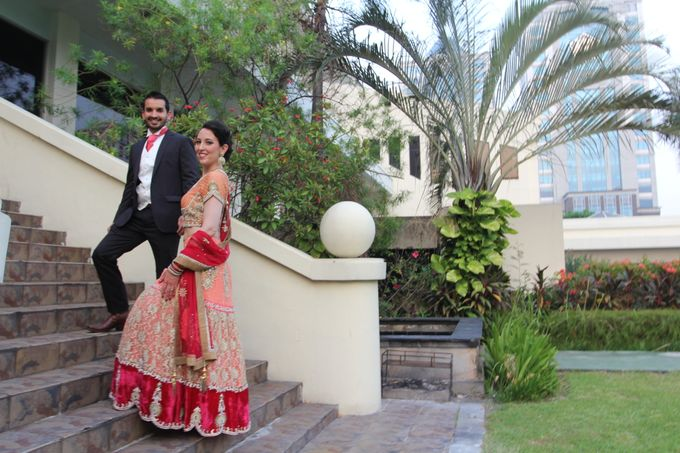 When East Meets West - The Wedding of Kal Singh & Bonnie by AS2 Wedding Organizer - 006