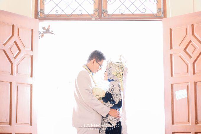 wedding from ka dwi & ka nasar by JaMphotostudio - 010
