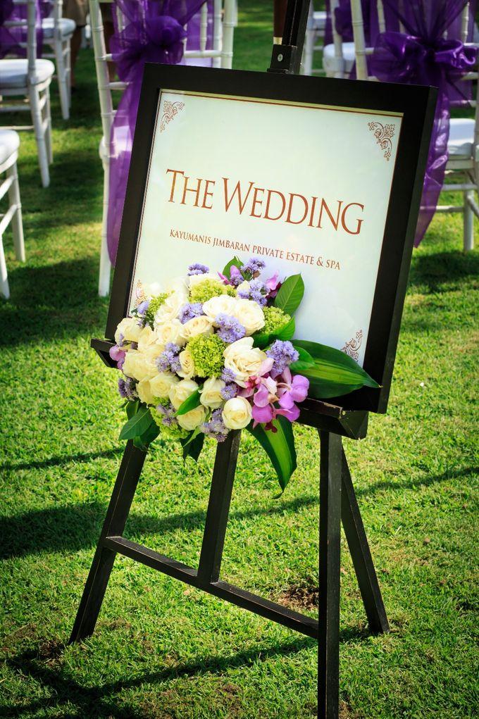 kayumanis jimbaran-wedding ceremony-garden by Kayumanis Private Villa and Spa - 010