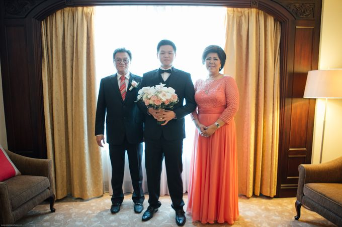 Wedding of Riady & Angel - Shangri-La - Jakarta by MARK & CO - 003