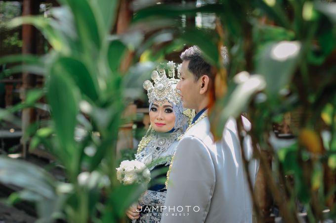 wedding from ka dwi & ka nasar by JaMphotostudio - 011