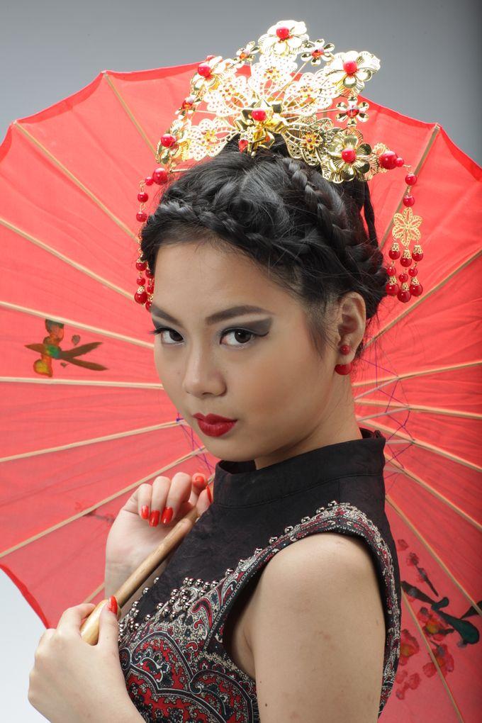 Artistic Makeup Project by Arini Makeup Artist - 012