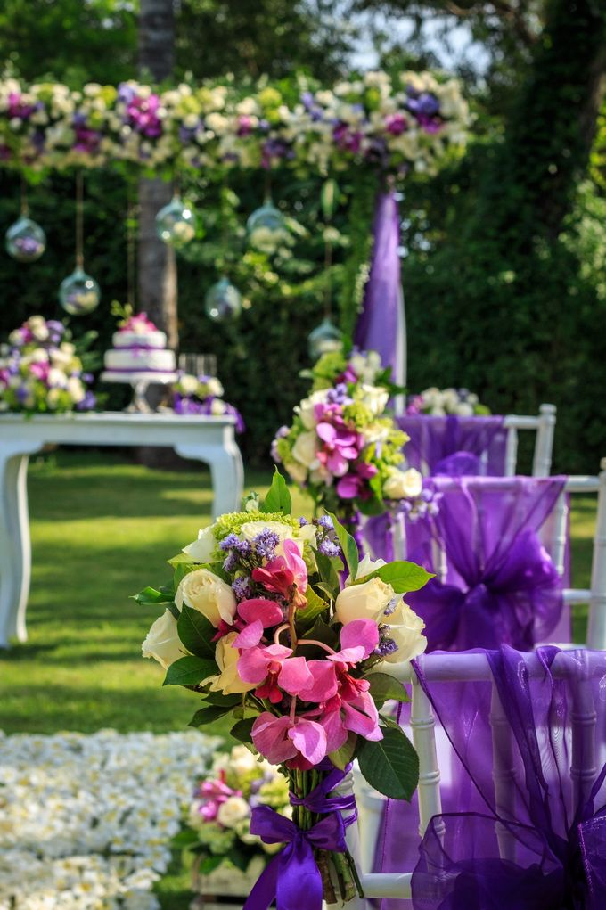 kayumanis jimbaran-wedding ceremony-garden by Kayumanis Private Villa and Spa - 013