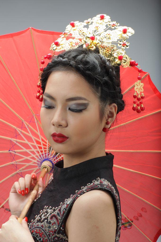 Artistic Makeup Project by Arini Makeup Artist - 013