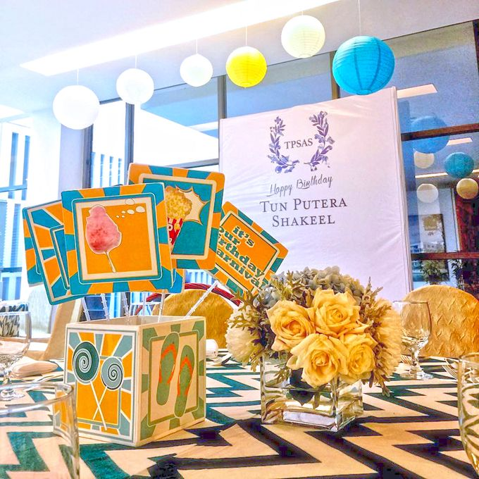 Birthday party by ZURIEE AHMAD CONCEPTS SDN BHD - 001