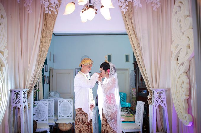 Tami & Vicky Wedding Day by Faust Photography - 015