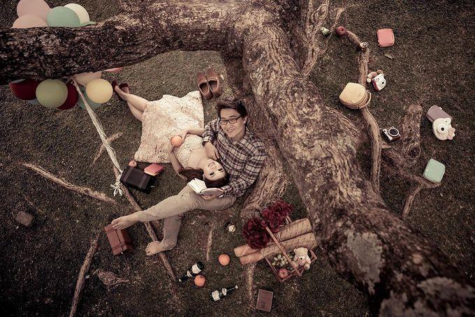 Hendra & Stephanie by JJ Bride - 030